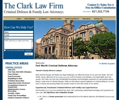The Clark Law Firm