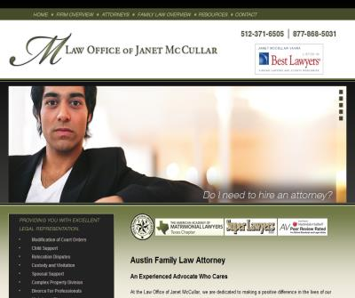 Law Office of Janet McCullar