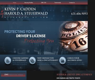 Kevin P. Cadden and Harold A. Steuerwald, Attorneys at Law