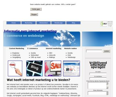 Seo webmarketing service