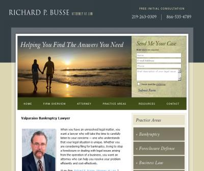 Richard P. Busse, Attorney at Law