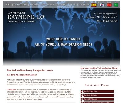 Law Office of Raymond Lo