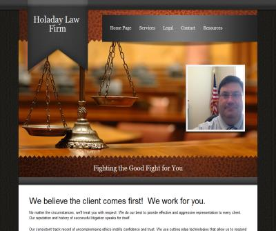 Holaday Law Firm PLLC