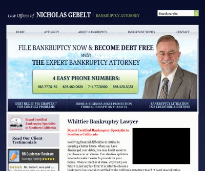 Law Offices of Nicholas Gebelt