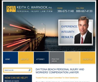 The Law Offices of Keith C. Warnock, P.A.