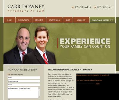 Carr Downey, Attorneys At Law