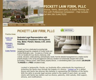 Pickett Law Firm, P.L.L.C.