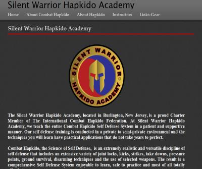 Silent Warrior Hapkido Academy-Combat Hapkido (Burlington NJ)