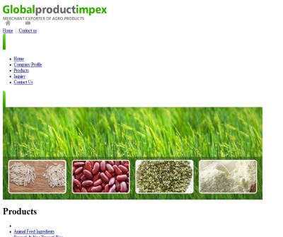 Exporter of Agriculture Products in India