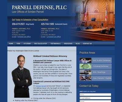 Law Offices of Schoen Parnell,