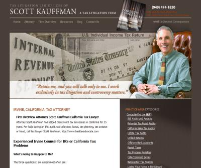 The Law Offices of Scott Kauff