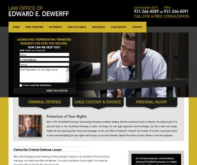 Law Office of Edward E. DeWerff