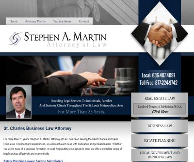 The Law Office of Stephen A. M