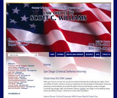 Law Offices of Scott C. Williams