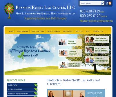 Brandon Family Law Center, LLC