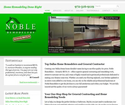 Noble Remodelers
