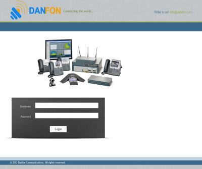 Danfon Communications Inc offers a state-of-the-art IP based PBX solution all over the world