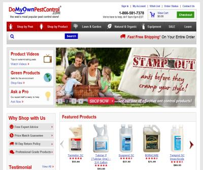 Do It Yourself Pest Control Products