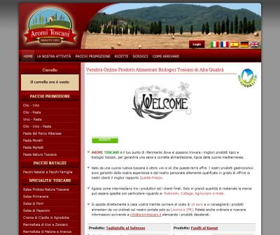 Aromas Tuscan: Sale Online Typical Tuscan Food