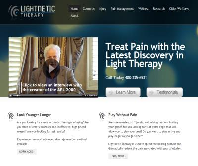 lightnetic therapy