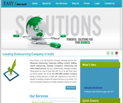 Manpower Outsourcing Solutions