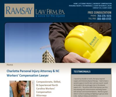 Ramsay Law Firm, P.A.