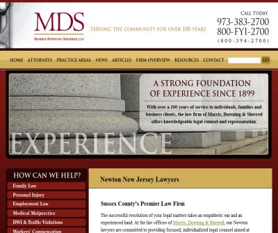 Morris, Downing & Sherred, LLP