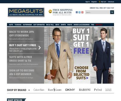 slim fit suits for men