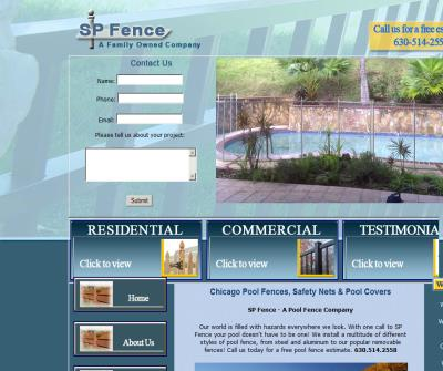 Chicago Pool Fences, Safety Nets & Pool Covers