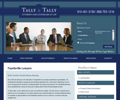 Tally & Tally, Attorneys and Counselors at Law