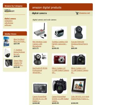 Amazon Digital Products