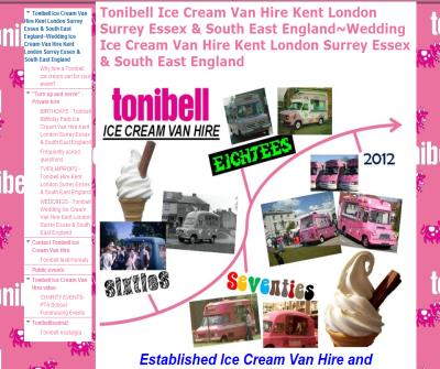 Kent Ice Cream Van Hire for all Parties Fetes Weddings R us Kent Ice Creams Vans for Hire In Kent