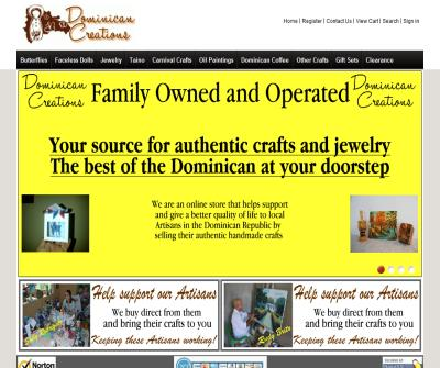 Dominican CreationsImported Handmade Crafts and Jewelry