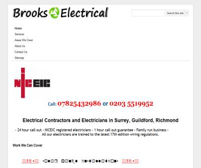 Electrician in Kingston