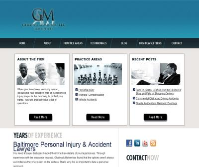 Baltimore Personal Injury Attorney