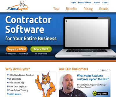 Maxcon roofing software online roofing software for Construction suite online