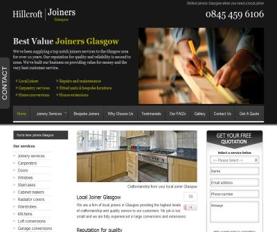 Joiners Glasgow
