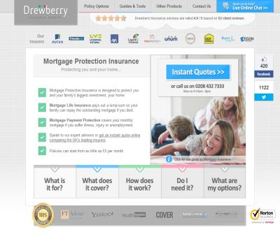 Drewberry Mortgage Insurance