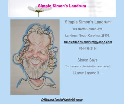 Simple Simon's Landrum