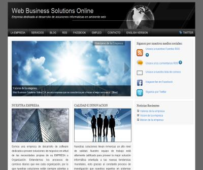 Web Business Solutions Online