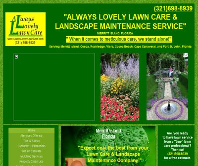 Always Lovely Lawn Care