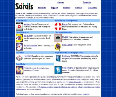 Sarals Solutions