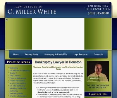 Houston Bankruptcy Counseling