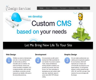 Custom Website Design|Affordable Web Design