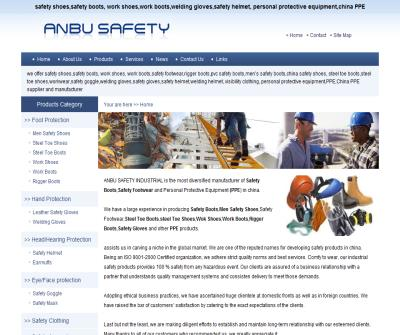 safety footwear, safety boots, ppe