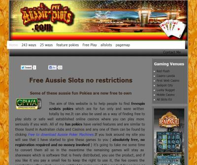 Pokies Live Slots Play, Real Money Online Casinos, Links for Pokie Players