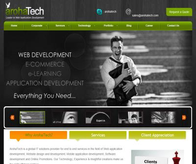 Outsourcing Web Development Company offers web development services