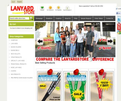 The Lanyard Store