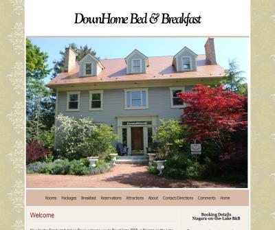 DownHome Bed and Breakfast