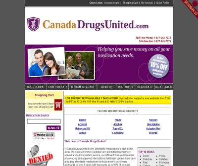 Canada Drugs United.com